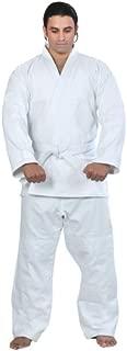 Woldorf USA BJJ Kimono Jiu Jitsu Judo Gi Student White Color 4 A2 NO Logo