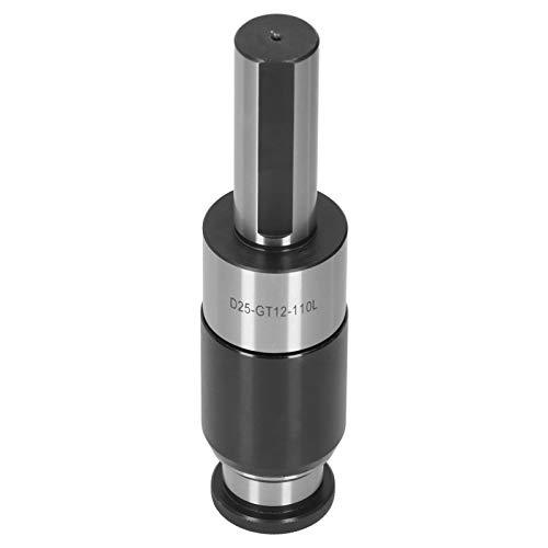 Herramienta de mango recto, soporte extensible de precisión de 0,01 mm D25-GT12-110L para suministros industriales