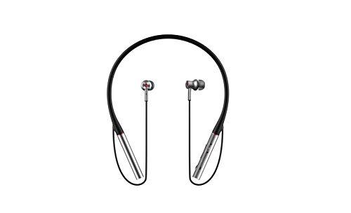 1MORE - E1004BA-SILVER - Auriculares Bluetooth 4.2- Dual Driver BT ANC In Ear Headphones Black