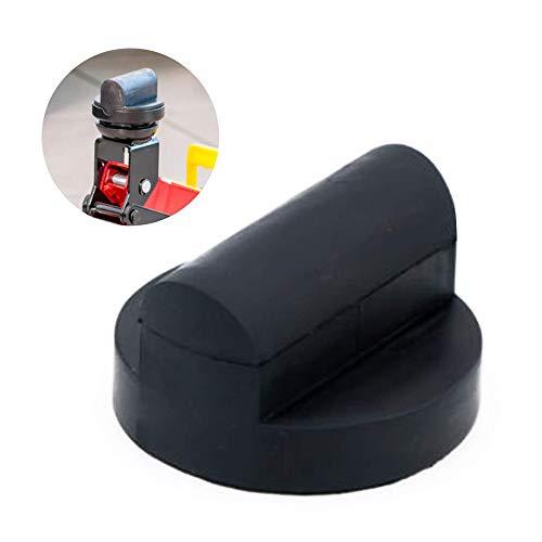 KKmoon Wagenheber Gummiauflage Hebebühne Gummi Auflage Rangierwagenheber für Auto