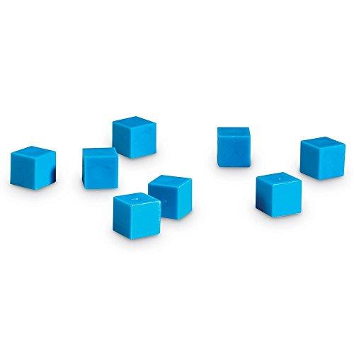 Unidades de plástico de base diez de Learning Resources