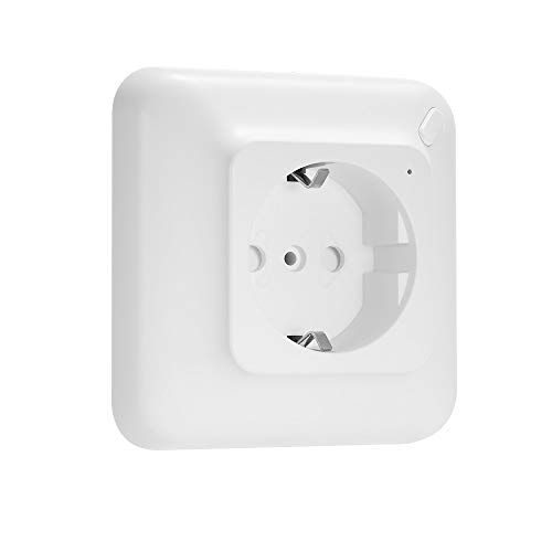 Mini enchufe WiFi inteligente/control remoto de la UE por teléfono inteligente desde cualquier lugar