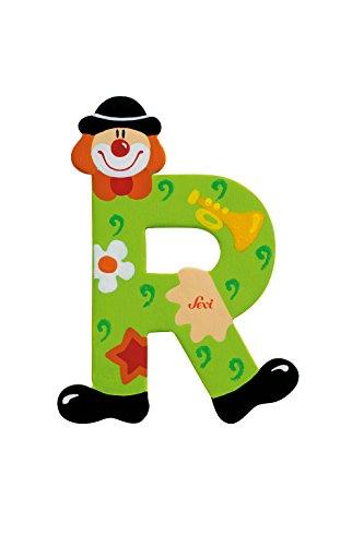 Trudi 81754 - Buchstabe Clown R, Sortiert