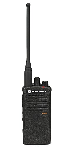 MOTOROLA SOLUTIONS On-Site RDU4100 10-Channel UHF Water-Resistant Two-Way Business Radio