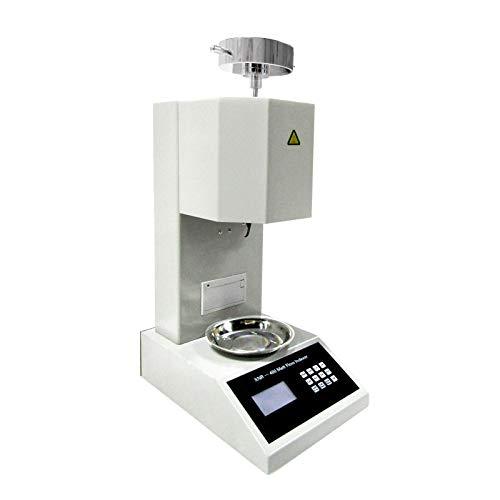 YUCHENGTECH XNR-400B Melt Flow Rate Index Tester MFR Digital Display Printing IndexerMelt Flow Index Tester for Polymer Plastics (110V)