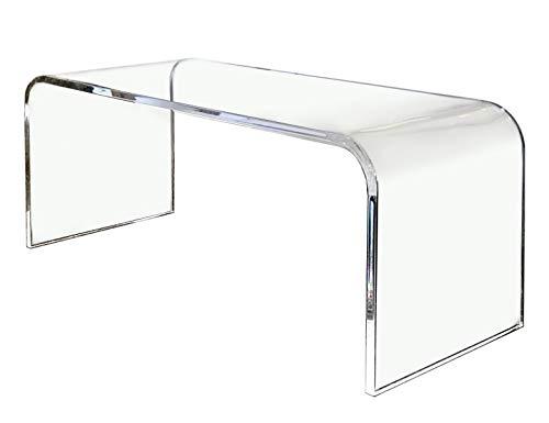 southeastflorida Acrylic Coffee Table 32 x 16 x 16 x 3/4 premium domestic material