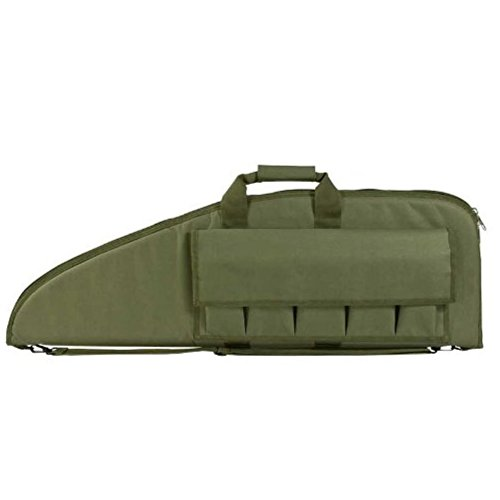 "VISM by NcStar Gun Case, Green, 40""L x 13""H"