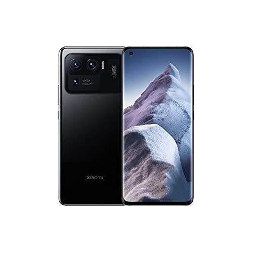 Xiaomi Mi 11 Ultra - Smartphone 256GB, 12GB RAM, Dual Sim, Ceramic Black