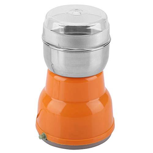 Macinacaffè macinacaffè elettrico in acciaio inossidabile da 200 W Accessori per la macinazione Macinacaffè Accessori da cucina (spina europea)