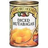 Margaret Holmes, Diced Rutabaga, 14.5oz Can (Pack of 6)