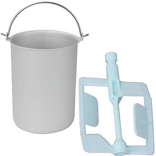 Ersatzbehälter für Eismaschine Unold 48816 Eismaschine de Luxe, ICE 160, ICE 180, KI-15, ICE-1518