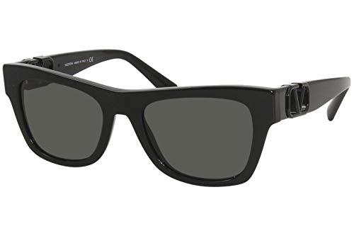 Valentino occhiale da sole VA4066 500187 nero fumo taglia 52 mm donna