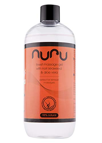 Nuru® Massagegel, 1er Flasche (1 x 500 ml)