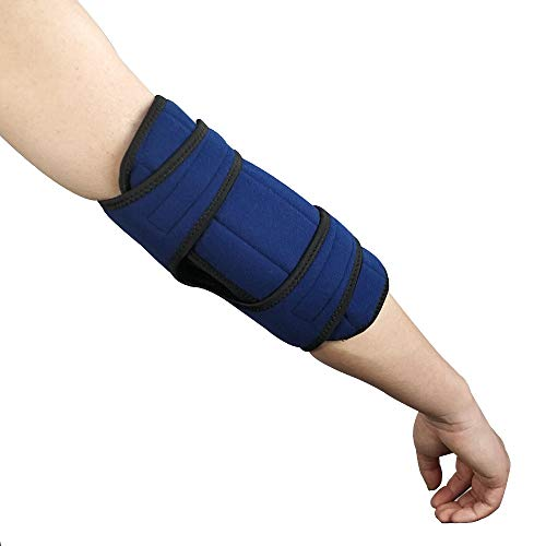 GHzzY Ellenbogenschienenorthese für Männer und Frauen - Nachtschlafstabilisierungsausrüstung für das Kubitaltunnelsyndrom, Frakturen, Verletzungen und Sehnenentzündungen