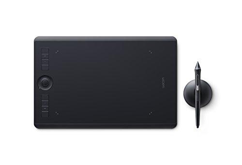 ワコム ペンタブレット ペンタブ Wacom Intuos Pro Mサイズ 2017年 ペン入力 板タブ Wacom Pro Pen 2 付属 Windows Mac 対応 PTH-660/K0