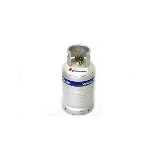 Alugas Travel Mate Tankflasche 27 Liter mit 80% Multiventil (TÜV 2029)