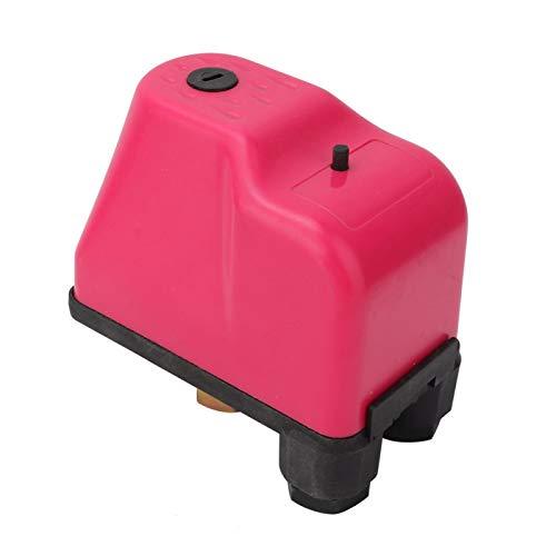 Interruptor de Control de presión de la bomba de agua, controlador de presión automático 220V 16A para bomba autocebante para compresor de aire de bomba de agua