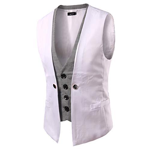 beston men shoes Kulywon Mens Autumn Winter Casual Pocket Beston Droit Waistcoat Vest Jacket Top Coat