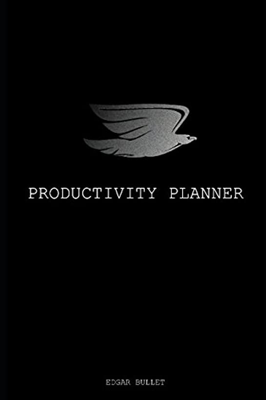Productivity Planner: Bullet journaling to checklist your gratitude and journal your productivity