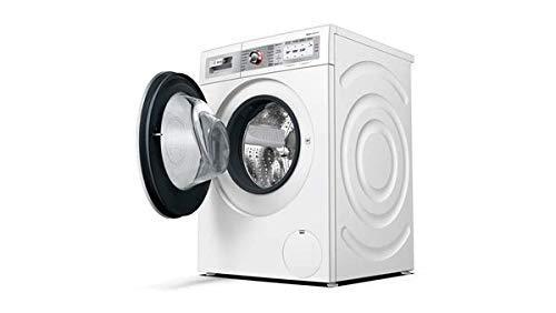 Bosch WAYH8749 HomeProfessional Waschmaschine Frontlader / A+++ / 152 kWh/Jahr / 1400 UpM / 9 kg / weiß / Fleckenautomatik Plus / Vario Trommel / Home Connect