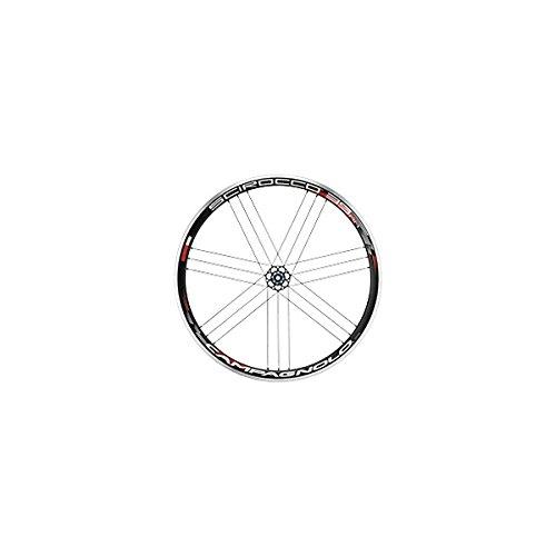 Campagnolo Scirocco 35–Rueda trasera de bicicleta, color negro