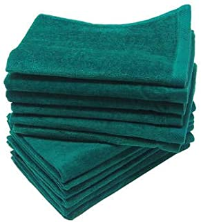 3-Pack Terry Velour Hand Towels 100% Cotton, 11