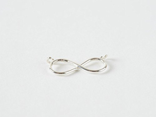 Ketting Bedel Infinity Zilver 925 14,5 mm