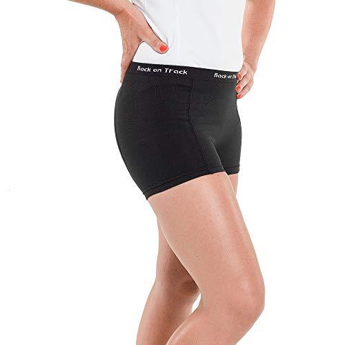 Back on Track Damen Bekleidung Boxershorts, Schwarz, XL