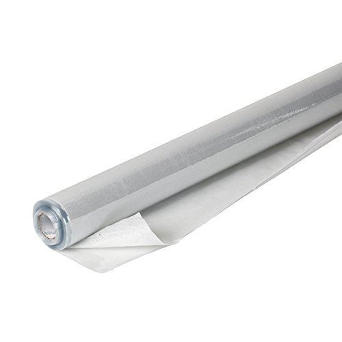 """Frost King V44216/6 Crystal Clear Vinyl Sheeting-Packaged Rolls, 44"""" x 18' x 4Mil"""