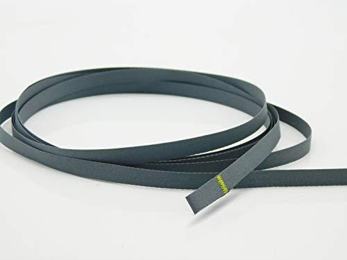 Texband Reparaturband Jalousieband Aufzugsband Textilband Jalousie Reparatur Farbe GRAU 6x0,33 Länge 250 cm