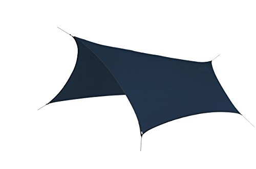 Eagles Nest Outfitters - ENO ProFly Rain Tarp, Ultralight Hammock Accessory, Navy