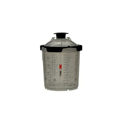 3M PPS Serie 2.0 Set, Standard, 650 ml, 200 μ, PN26000