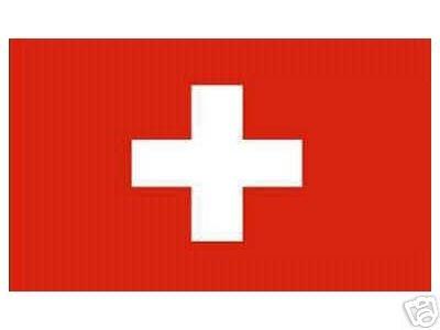 Grand drapeau suisse 150 x 250 cm