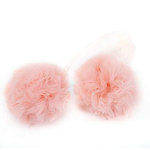 Hztyier bloemenbal, als decoratie voor babybed, muggennet, hangen, bloembal, kribbe accessoires, wandhanger, decoratie voor de kinderkamer