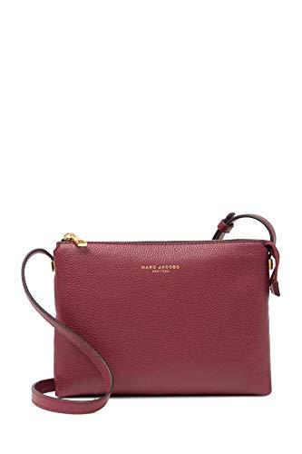 Marc Jacobs Damen Leder Crossbody Rot M0013555