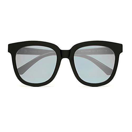 ZHANGJINYISHOP2016 Lente polarizada HD Marco Grande Retro Gafas de Sol polarizadas Gafas de Sol al Aire Libre Viajes Ultraligero, Elegante y Duradero