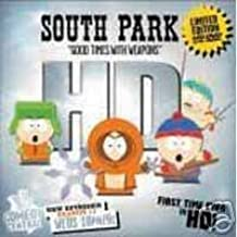 South Park- Good Times With Weapons- Limited Edition HD DVD