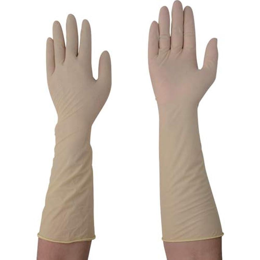 熱狂的な在庫傾向があるアズワン アズピュアロングラテックス手袋 ピュアパック 全面エンボス クリーンルーム向け L/3-1722-02