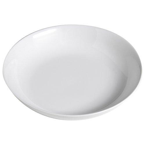 Tognana 20,5 cm Porcelaine Metropol Assiette à Soupe Blanc cassé