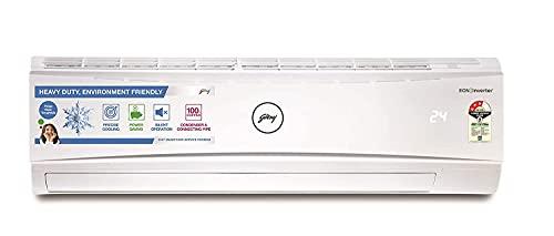 Godrej 2 Ton 3 Star Inverter Split AC (Copper, Anti Bacterial Filter, 2019 Model, AC 2T GIC...