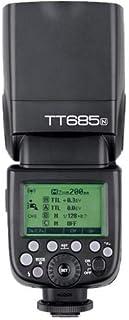 Godox TT685N Speedlite HSS 1/8000s GN60Think Lite 2.4GHz TTL Flash for Nikon Camera Black