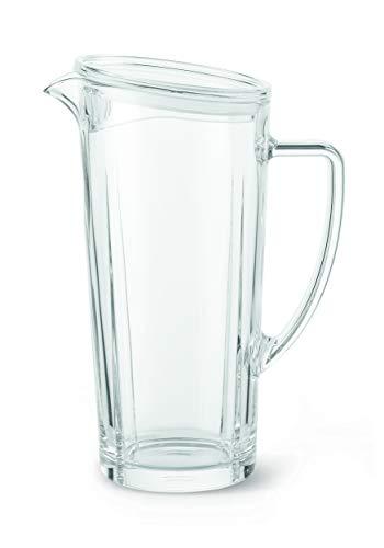 Rosendahl Grand Cru Kanne 1,3l Glaskrug mit Deckel