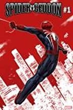 SPIDER-GEDDON #1 (OF 5) NAKAYAMA PS4 SPIDER-MAN VAR