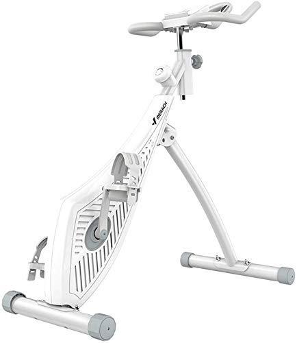 SXTYRL Bicicleta de Ciclismo de Interior, Bicicleta de Ejercicio Interior, Bicicleta Estacionaria Pantalla LCD para Entrenamiento Cardio en el Hogar Entrenamiento de Bicicleta