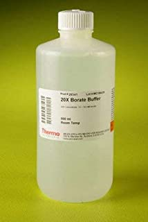 28358 - Pierce Wash Buffers, Thermo Scientific - Pierce TBS Buffer Solution 20X Concentrate (TRIS Buffered Saline) - Each (500ml)
