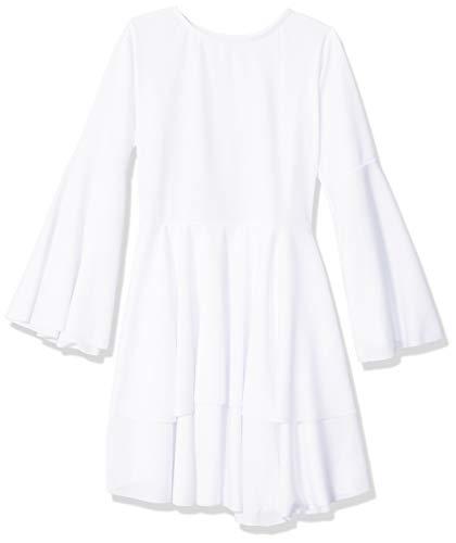 Clementine Praise & Liturgical Girls Little CLP-EU 13813C-S/M-Black, Preto, P/M, Branco, Small