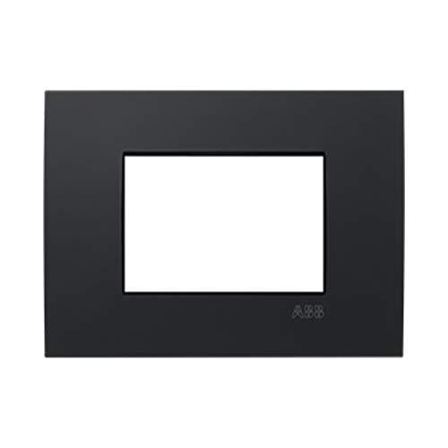 ABB SACE S.P.A. 2CSY0300QEP PLACCA ETIK Square 3M Nero