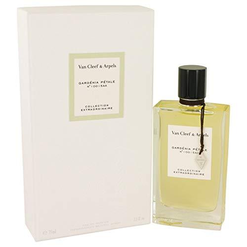 Van Cleef and Arpels Collection Extraordinaire femme/woman, Gardènia Pètale Eau de Parfum Vaporisateur, 1er Pack (1 x 75 ml)