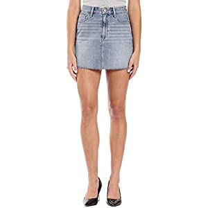 Women's Lindsay A-Line Denim Skirt