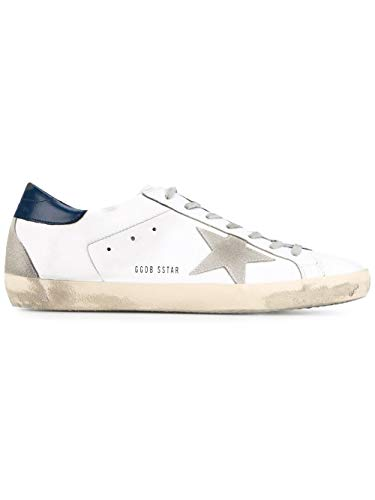 Golden Goose Luxury Fashion Uomo GCOMS590A7 Bianco Sneakers | Stagione Permanente